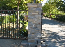 Material: Strip and Block Stone